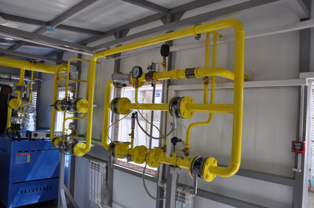 модульные газовые котельные в екатеринбурге производство